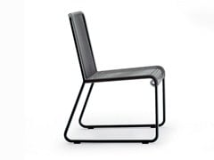 - Stainless steel garden chair HARP | Chair - RODA