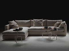 - Corner sectional fabric sofa MAGNUM | Sectional sofa - FLEXFORM