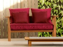 - 2 seater garden sofa INOUT 02 - Gervasoni
