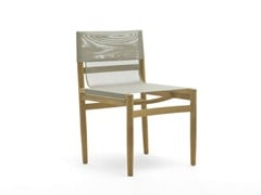 - Teak garden chair ROAD | Chair - RODA