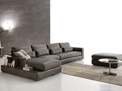 - Corner sectional leather sofa LOMAN LEATHER - Ditre Italia