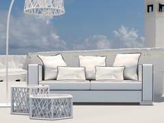 - 3 seater garden sofa SPIDER | Sofa - Talenti