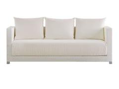 - Design 3 seater garden sofa INOUT 203 - Gervasoni