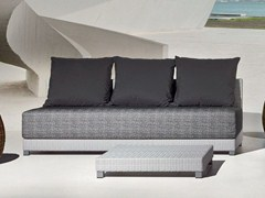 - 3 seater garden sofa INOUT 207 - Gervasoni