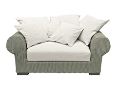 - 2 seater sofa INOUT 601 - Gervasoni