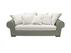 - 3 seater garden sofa INOUT 602 - Gervasoni