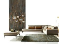 - Corner fabric sofa MILLER | Corner sofa - Ditre Italia