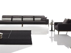 - Sectional fabric sofa MILLER | Sectional sofa - Ditre Italia