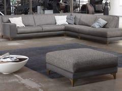 - Corner fabric sofa MORRISON | Corner sofa - Ditre Italia