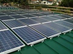 Supporto per impianto fotovoltaicoPV BLOCK - CENTROMETAL