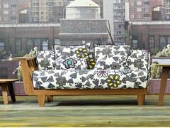- 3 seater garden sofa INOUT 906 - Gervasoni