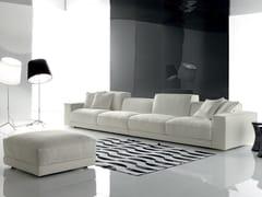 - Sectional fabric sofa BUBLÈ | Sectional sofa - Ditre Italia