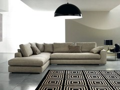 - Sectional fabric sofa BIJOUX | Sectional sofa - Ditre Italia