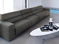 - Sectional fabric sofa BOOMAN   Sectional sofa - Ditre Italia