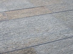 - Indoor/outdoor natural stone flooring LUSERNA FIAMMATA MISTA | Natural stone flooring - B&B