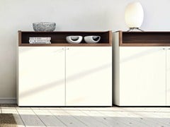 - Lacquered highboard with doors MULTI-VARIS | Highboard - Hülsta-Werke Hüls