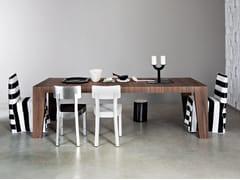 - Rectangular dining table SWEET 39 - Gervasoni
