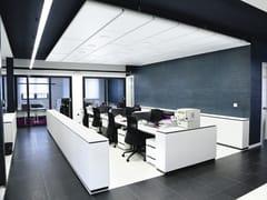 - Acoustic ceiling tiles Ecophon Master™ Matrix - Saint-Gobain ECOPHON