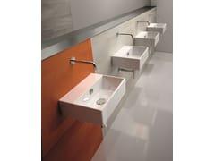 - Contemporary style ceramic washbasin PREMIUM 40 | Washbasin - CERAMICA CATALANO