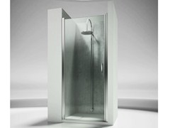 - Niche custom tempered glass shower cabin LINEA LN - VISMARAVETRO