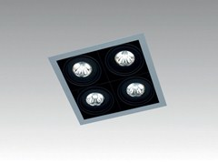 - Ceiling recessed spotlight PICCOLO FRAME SQUARE - Orbit