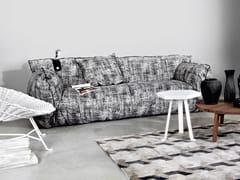 - 4 seater fabric sofa NUVOLA 12 - Gervasoni