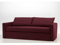 - Sofa bed with removable cover BRICK 13 15 - Gervasoni