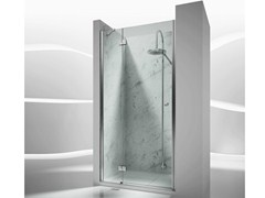 - Niche custom tempered glass shower cabin SINTESI SN - VISMARAVETRO