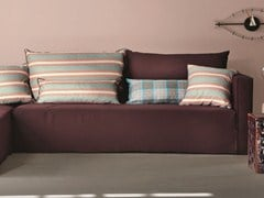 - 3 seater sofa with removable cover BRICK 21 - Gervasoni