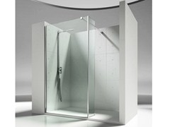 - Niche custom crystal shower cabin SK-IN SK+SZ - VISMARAVETRO