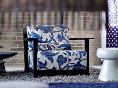 - Armchair with armrests OTTO 115 - Gervasoni
