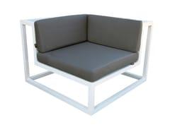 - Corner modular Batyline® armchair BRAZILIA | Corner armchair - Sérénité Luxury Monaco