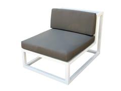 - Modular Batyline® garden armchair BRAZILIA | Modular armchair - Sérénité Luxury Monaco
