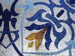 Mosaico in vetroBRECCI PLATINUM MOSAICS - BRECCI BY EIDOS GLASS
