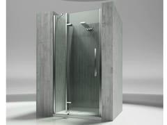 - Niche custom tempered glass shower cabin TIQUADRO QN - VISMARAVETRO