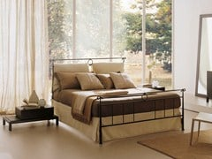 - Iron bed DYLAN | Double bed - Bontempi Casa