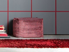 - Pouf with removable lining POUF 60 - Letti&Co.