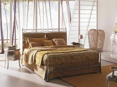 - Iron double bed EOLO   Classic style bed - Bontempi Casa