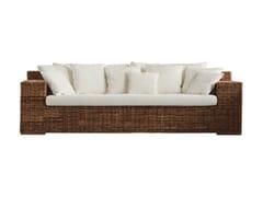 - 3 seater sofa CROCO 07 - Gervasoni