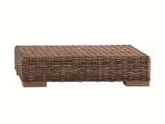 - Low square coffee table CROCO 10 - Gervasoni
