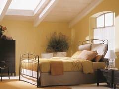 - Iron double bed VERSILIA | Double bed - Bontempi Casa