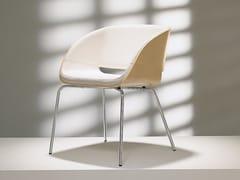 - Upholstered lacquered chair D5-1 | Chair - Hülsta-Werke Hüls