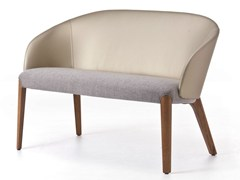 - Fabric small sofa BELLEVUE 05 - Very Wood