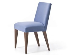- Contemporary style upholstered wooden restaurant chair METRO 01 - Very Wood