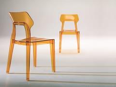 Sedia in policarbonatoARIA - BONTEMPI CASA