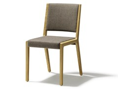 - Upholstered fabric chair EVIVA | Fabric chair - TEAM 7 Natürlich Wohnen