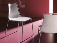 - Polycarbonate chair LEYLA | Chair - Bontempi Casa