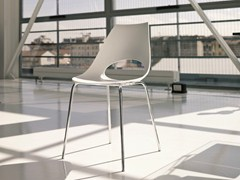 - Stackable polypropylene chair SHARK | Stackable chair - Bontempi Casa