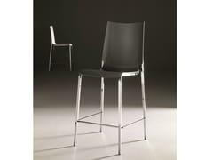 - Polypropylene counter stool EVA | Counter stool - Bontempi Casa