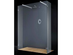 - Crystal shower wall panel ELITE F06 - RARE